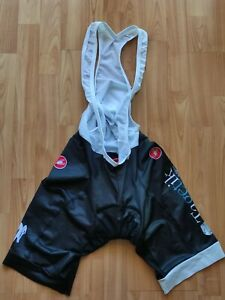 Castelli Free Aero Race Team Edition Mens Cycling Bib Shorts ProgettoX2 Size:2XL