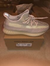 Adidas Yeezy Boost 350 V2 Citrin Non-Reflective, Sz 10.5, 100% Authentic W Recpt