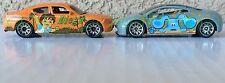 Matchbox - Dodge Charger 1:67 MB676 - Mitsubishi Eclipse 1:50 MB668- 2 Die-Cast