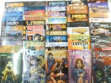 50 Stück Comic Sammlung Witchblade Darkness Fathom  Michael Turner NEUWARE