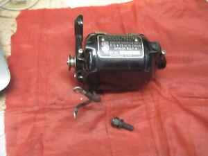 Singer Sewing Machine Motor BU 7 66 99 128 99K Vintage B U 7 A