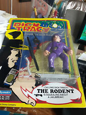 Dick Tracy Playmates Coppers & Gangsters Rodent figure