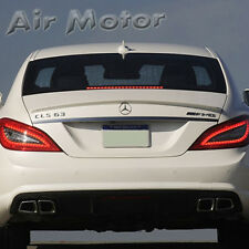 Mercedes Benz CLS W218 A Type Spoiler Trunk  Painted Your Color CLS350 CLS550