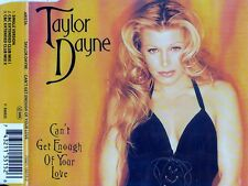 TAYLOR DAYNE : CAN'T GET ENOUGH OF YOUR LOVE / CD - TOP-ZUSTAND