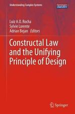 Constructal Law and the Unifying Principle of Design (2012, Hardcover)