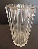 Vase Crystal Size Of BACCARAT France Model Harmony Twentieth