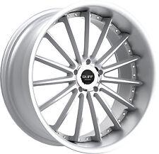 Ruff Racing R981 8,5x20 5x114,3 Felgen Ford Mustang Nissan Honda Lexus Concave