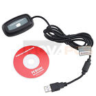 Wireless Receiver USB Adapter For Microsoft Xbox 360 PC Gaming Controller Black