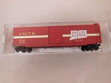 N SCALE MICRO-TRAIN LINE VNTK VALLEY N-TRACK 1976 50' BOX CAR