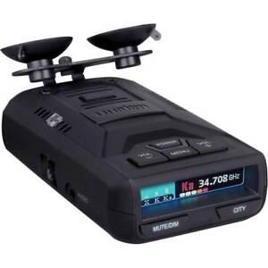 Uniden R1 Extreme Long Range Radar Laser Detector 360 Degree, With Voice Alert