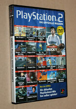 PS 2 Offizielle Magazin Demo & Video DVD Ape Escape 2 reign of Fire Project Zero