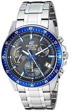 Casio Men's Edifice Quartz Stainless Steel Casual Watch EFV-540D-1A2V