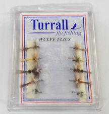 Turrall Piège à Mouches Premium Mouches Wulff Sec Selection Transparent