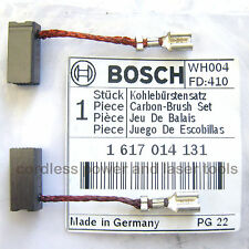 Bosch Genuine Carbon Brushes 24V GBH SDS Drills VRE VFR Original Part 1617014131
