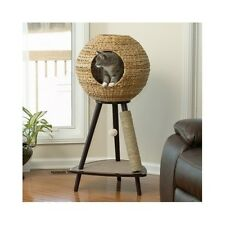Cat House Tree Tower Condo Scratch Post Kitty Furniture Play Toy Pet Bed Stand