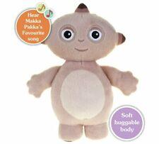 In The Night Garden Large Talking Makka Pakka Soft Toy  NEW_UK_SELLER