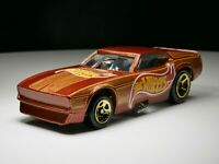 1971 Ford Mustang Funny Car Hot Wheels Solid Metal VHTF Funny Car