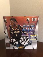 2019-20 Mosaic NBA Basketball - Sealed MEGA Box - Zion? JA? Reactive?