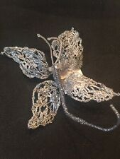 Aprosio & Co Butterfly Broche