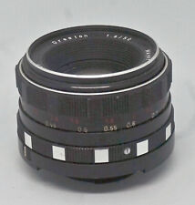 "PRIME LENS for SLR Camera with Topcon/Exacta mount ""ORESTON 1.8-50"" (VG) [0033]"