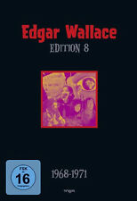 5 DVD * EDGAR WALLACE EDITION 8 # NEU OVP §