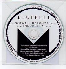 (DQ366) Bluebell, Normal Heights / Cinderella - 2012 DJ CD