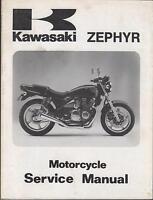 1990 KAWASAKI MOTORCYCLE KEPHYR P/N 99924-1136-01 SERVICE MANUAL (126)