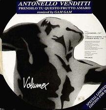 ANTONELLO VENDITTI - Prendilo Tu Questo Frutto Amaro (Gam Gam Rmx) - Volumex