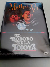 """DVD """"EL ROBOBO DE LA JOJOYA"""" COMO NUEVA MARTES Y 13 JOSEMA YUSTE MILLAN SALCEDO"""