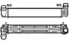 NRF Intercooler radiador admisión de aire 30268