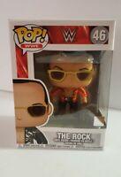 Funko Pop WWE Wrestling The Rock #46 Vinyl Figure