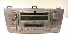 Original 2004-2006 Toyota Camry solara AM FM Radio CD Kassette #  86120-AA120