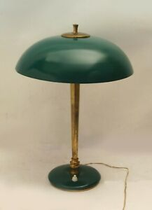 STILNOVO MILANO RARA LAMPADA DA TAVOLO INCLINABILE DESIGN ITALIANO ANNI '50
