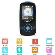 "RUIZU X06 Bluetooth 4gb Mp3/ Mp4 FM Radio 1.8"" LCD Music Video Player for Sports"