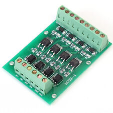 4-Channel Field-Effect Tube Module NMOS FR1205 DC 5-24V With Optocoupler Isolat