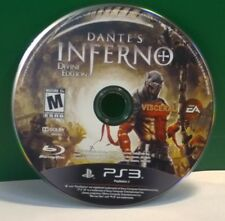 Dante's Inferno -- Divine Edition (Sony PlayStation 3, 2010) DISC ONLY 13362