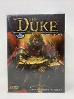 The Duke Lord's Legacy Board Game SEALED UNOPENED- Damaged Shrink