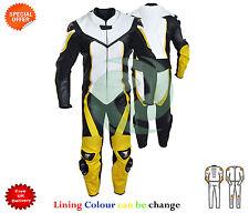 Giacche pelle bovini bianchi per motociclista pelle