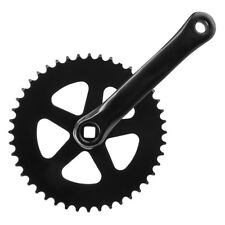 Sunlite Alloy Single Speed Crankset Sunlt Ctls Aly 44x170 3/32bk Stl Ring