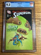 Supergirl #5 Mattel Variant Edition NM- CGC 9.2 2005