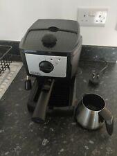 DELONGHI EC152 COFFEE MACHINE