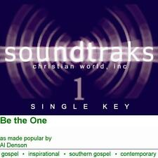 Be the One - Al Denson - Accompaniment Track