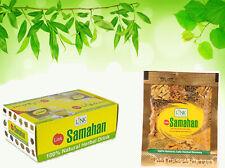 Ayurveda Herbal Tea 100% Natural Smahan Drink Sachets Cough Cold Fever Remedy