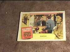 THREE HOURS TO KILL 1954 LOBBY CARD #3 DONNA REED