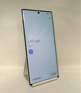 Samsung Galaxy Note 10 Plus 256GB Aura White Verizon Unlocked Good Condition