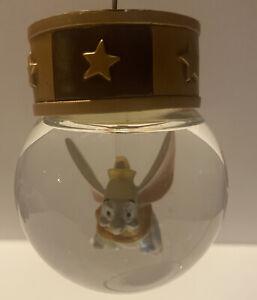 Disney snow globe tree replacement ornament globe DUMBO
