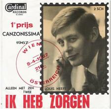 "LOUIS NEEFS: ""Ik heb zorgen"" - EUROVISIE SONGFESTIVAL 1967!"