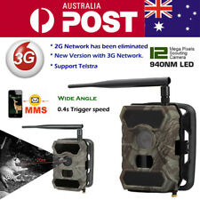3G Network MMS Game Farm Security Hunting Trail Camera 890WG IR Cam 940NM AU HOT