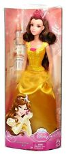 """Disney Sparkling Princess Belle Beauty and the Beast 11"""" Doll NRFB!"""