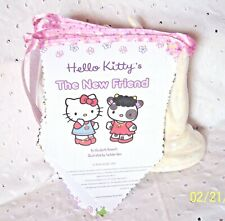 Hello Kitty Banner Bunting Party Paper Garland - Room Decoration Vintage